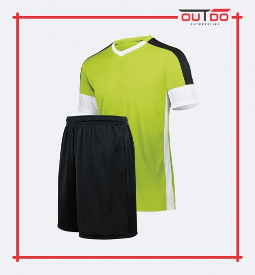 Custom Soccer Uniform
