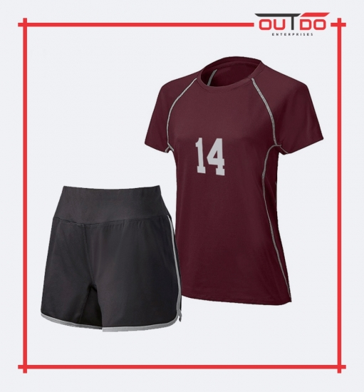 Custom Volleyball Uniform