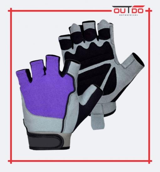 Woman Gym Gloves